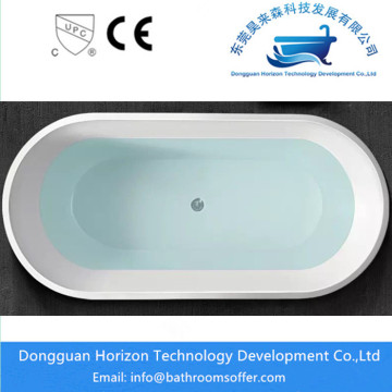 Freestanding spa bathtub 48 freestanding tubs