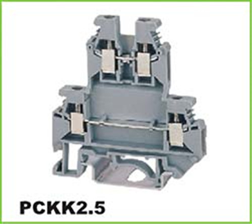 2.5mm din rail terminal block