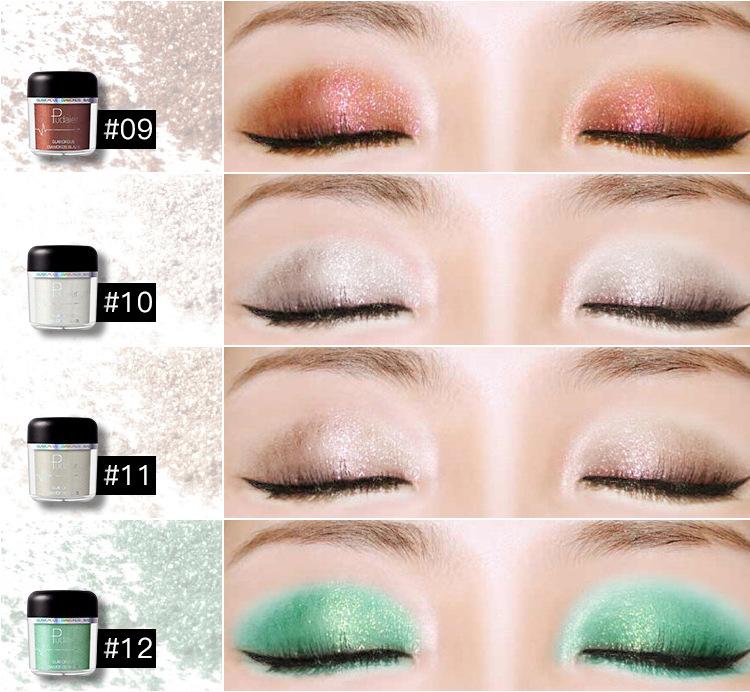 Eye Shadow And High Light Powder 8