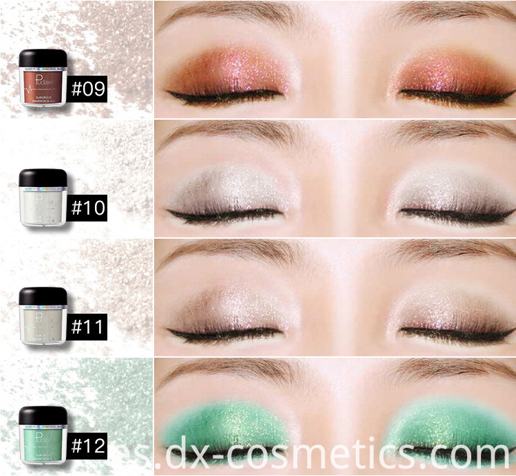 Eye Shadow And High Light Powder 8