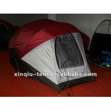 6 Person Tunnel Outdoor doube lalyer good quality tent