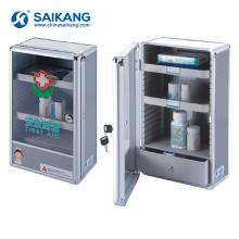 SKB5B010 Hospital Emergency Aluminum Alloy Metal First Aid Kit