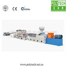 Hohe Automatisierung Reliablity Schwachstrom Blatt/Kunststoffplatte Geldmaschine