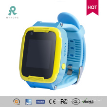 R13s Small GPS Tracking Device Smart Watch para criança