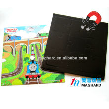 OEM Thomas The Tank Engine Magnetic Puzzle 9 PCS Shaped