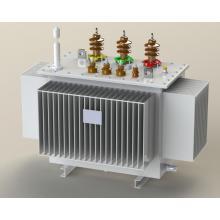 Transformateur de distribution immergé dans l'huile 100kVA 20kV