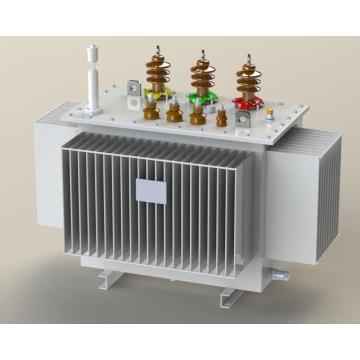 50kVA 15kV Oil Transformer Distribution Disassed