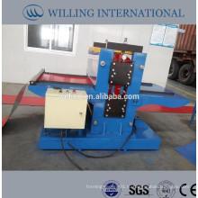 Машина для тиснения с апельсиновым апельсином высокого качества / машина для тиснения листового металла