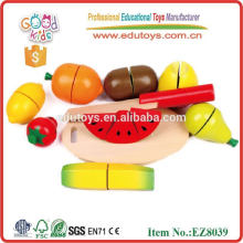 Wooden Fruits and Vegetables