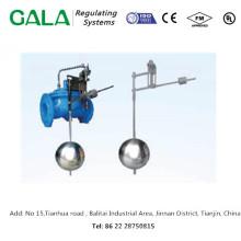 Vente de produits métalliques de haute qualité professionnels GALA 1310B Vanne de régulation de flotteur Non-modulant pour le gaz
