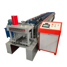 c z automatic changing cz interchangeable purline roll forming machine