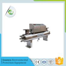 Ultraviolett-Sterilisations-Wasserfilter Ultraviolett-Wasser-Behandlung