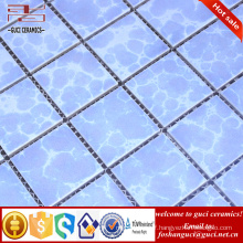 china factory Kiln change ceramic mosaic tiles bathroom tile design
