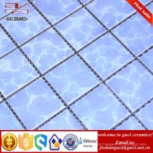 Fábrica da China Forno mudança cerâmica mosaico telhas do banheiro telha projeto