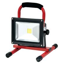 Lumière rechargeable de LED de Floodllight de 10 / 20W LED