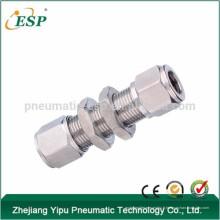 raccords d'air poussent relient les valves pneumatiques