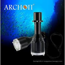 Lampe de poche W16xl Diving (Max86olumens)