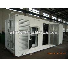 8-1500kw iso generador de contenedores con buen precio