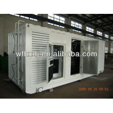 8-1500kw iso container generator with good price