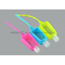 Силиконовый держатель дезинфицирующее средство для рук бутылка (NTR07)