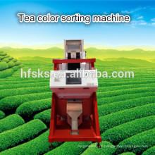 Máquina de seleção do cor do chá verde do classificador da cor do chá para a limpeza