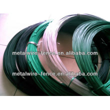 PVC chain link iron wires