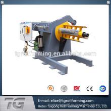 2016 автоматический гидравлический Un-Coiler с катушкой Автомобиль изготовлен в Китае с низкой ценой