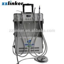 LK-A34 China Portable Dental Unit with Air Compressor