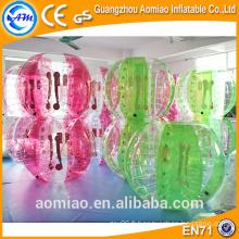 Ballon de football à bulles à bulle / bulle bon marché à vendre