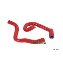 Radiador de tubo de silicona para Ford Focus / Duratec / Mazda Mzr