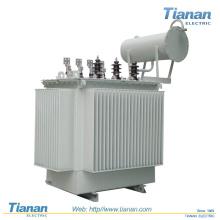 Dreiphasen-Lastspannungsregelung Power Oil Eingetauchte Leistungstransformator
