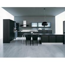15-20 días entrega rápida 18MM E0 armario de cocina estándar del PVC de la alta calidad