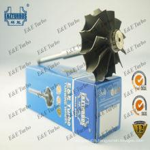 RHF55V Turbine Wheel Shaft Wheel for VIFG VIFH VIET