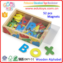 2015 New Kindergarten Wooden Toys Colorful Magnetic Educational Toys