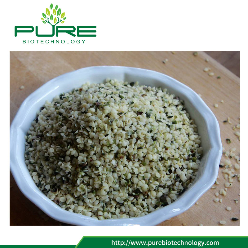 Pure Hemp seed shelled