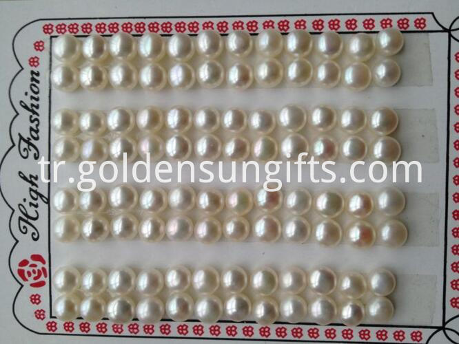Matched Pearl Beads