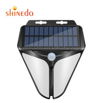 Solar Wall Light Outdoor, 30 Led Super Bright Security Motion Sensor Light for Garden