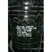 Calcium Carbide (CAC2) -10