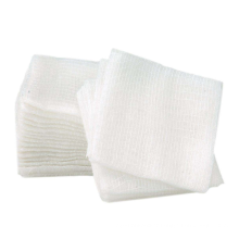Medical Surgical Dressing Cotton Sterile Gauze Swab