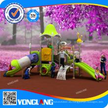 Kids Slide para la escuela, patio al aire libre