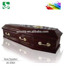 caixão de cremação dos mortos