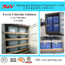 Manufacture de solution de chlorure ferrique
