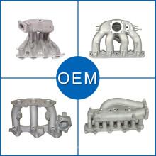 OEM de composants polis industriels Bonne qualité coulée par gravité de moule de gravité