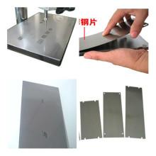 Tôle d'acier de tampographie HRC50-70 bon marché mince haute dureté