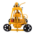 brick machine for moulding exterior wall brick