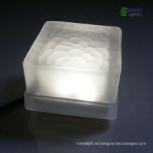Teja blanca del diseño único 10 * 10m m 3W LED para la decoración del jardín