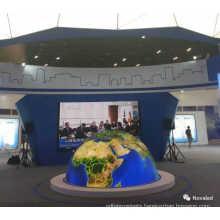 P10 indoor led ball display