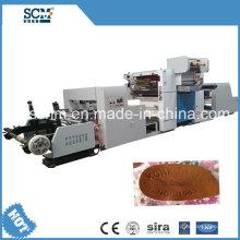 Máquina de carimbo quente da transferência de calor do couro