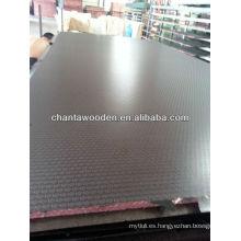 Contrachapado impermeable, contrachapado de hormigón para construcción de shandong