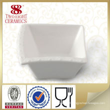 2015 China factory ceramic serving bowls small pot for wholesale